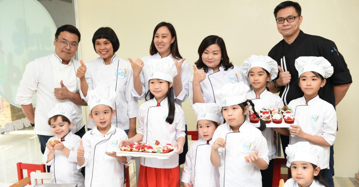 Smile Cooking Kids