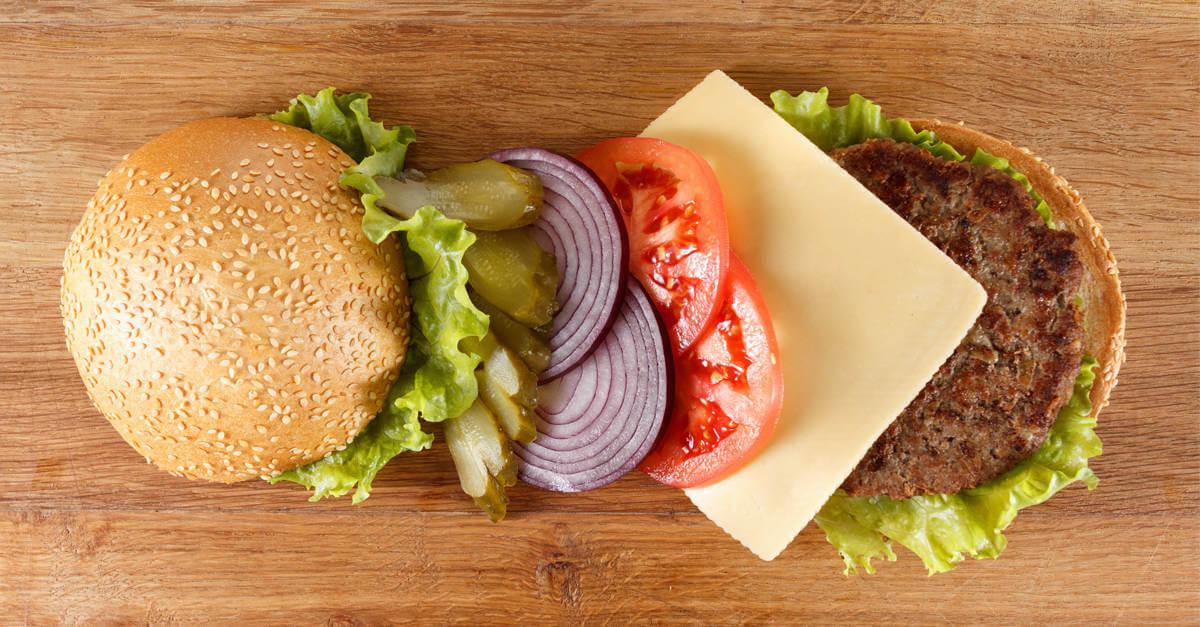 สารเสริมที่ใช้ในคลาส Burger