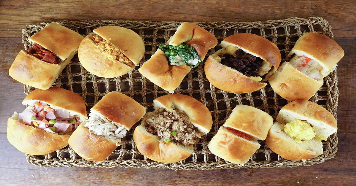 ขนมปังเว้ยเฮ้ย 8 ไส้ตู้ม ๆ