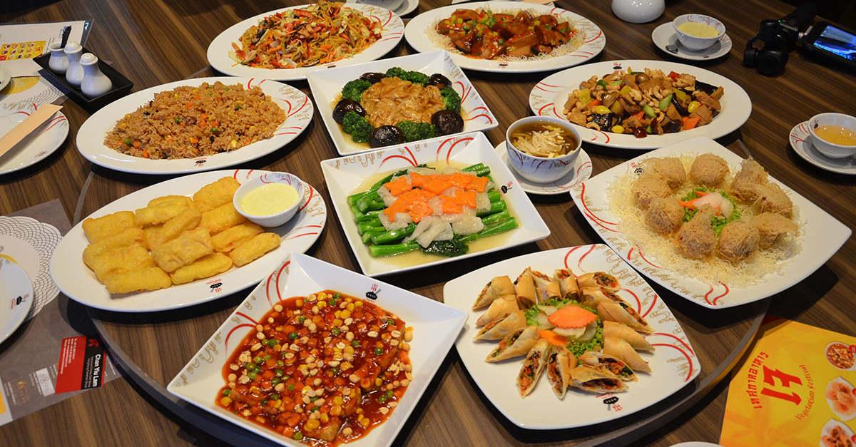 อาหารเจ 8 ชนิด