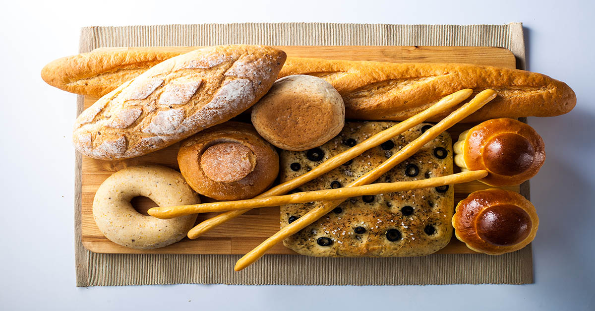 ขนมปังสไตล์ฝรั่งเศส